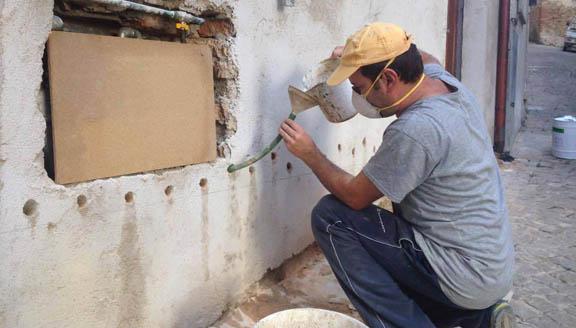deumudificazione murature umidità di risalita
