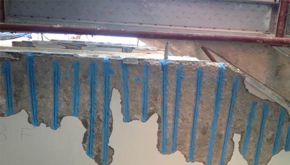 trattamento mapefer ferri ruggine carbonatazione ancona