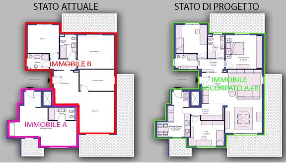 fusione appartamenti ancona geometra camilletti giosef castelfidardo
