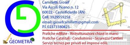 Studio Tecnico Geometra Camilletti Giosef Logo